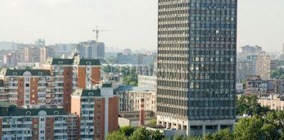 Рубцовская набережная 3с1 - Фасад