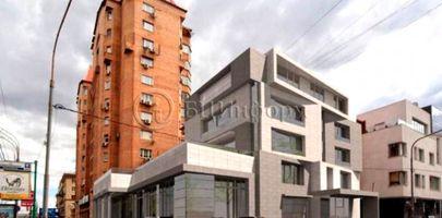 БЦ Валовая 21к125 - Фасад