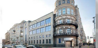 БЦ Большая Дмитровка 23 с1 - Фасад