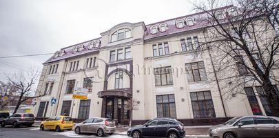 БЦ Дербеневская 11 - Фасад