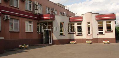 БЦ Дубининская 17 - Фасад