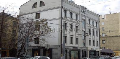 БЦ 2я Брестская 39 стр2 - Фасад