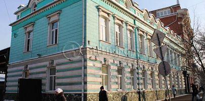 БЦ Почтовая 38с1А - Фасад
