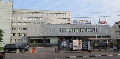 БЦ Nat Invest Plaza - Фасад