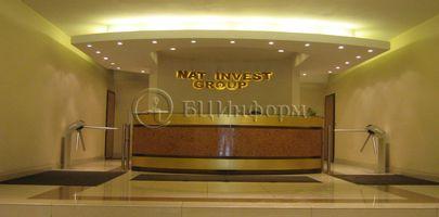 БЦ Nat Invest Plaza - МОПы