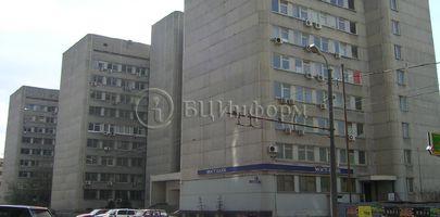 БЦ Моспроект-2 - Фасад
