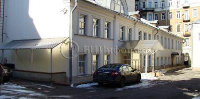 БЦ Бобров 4с2 - Фасад