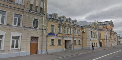 БЦ Большая Полянка 21 - Фасад