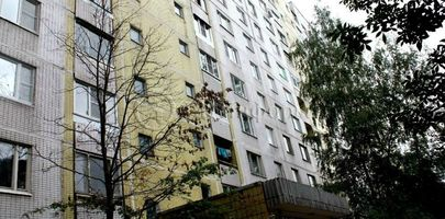 Плещеева 14А - Фасад
