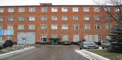 БЦ Котляковская улица6 - Фасад