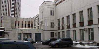БЦ Академика Анохина 8, корпус 1 - Фасад