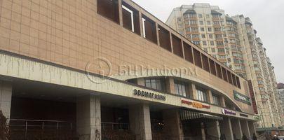 БЦ Академика Анохина, 58 - Фасад