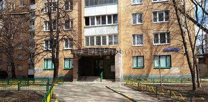 2-я Филёвская 10 - Фасад