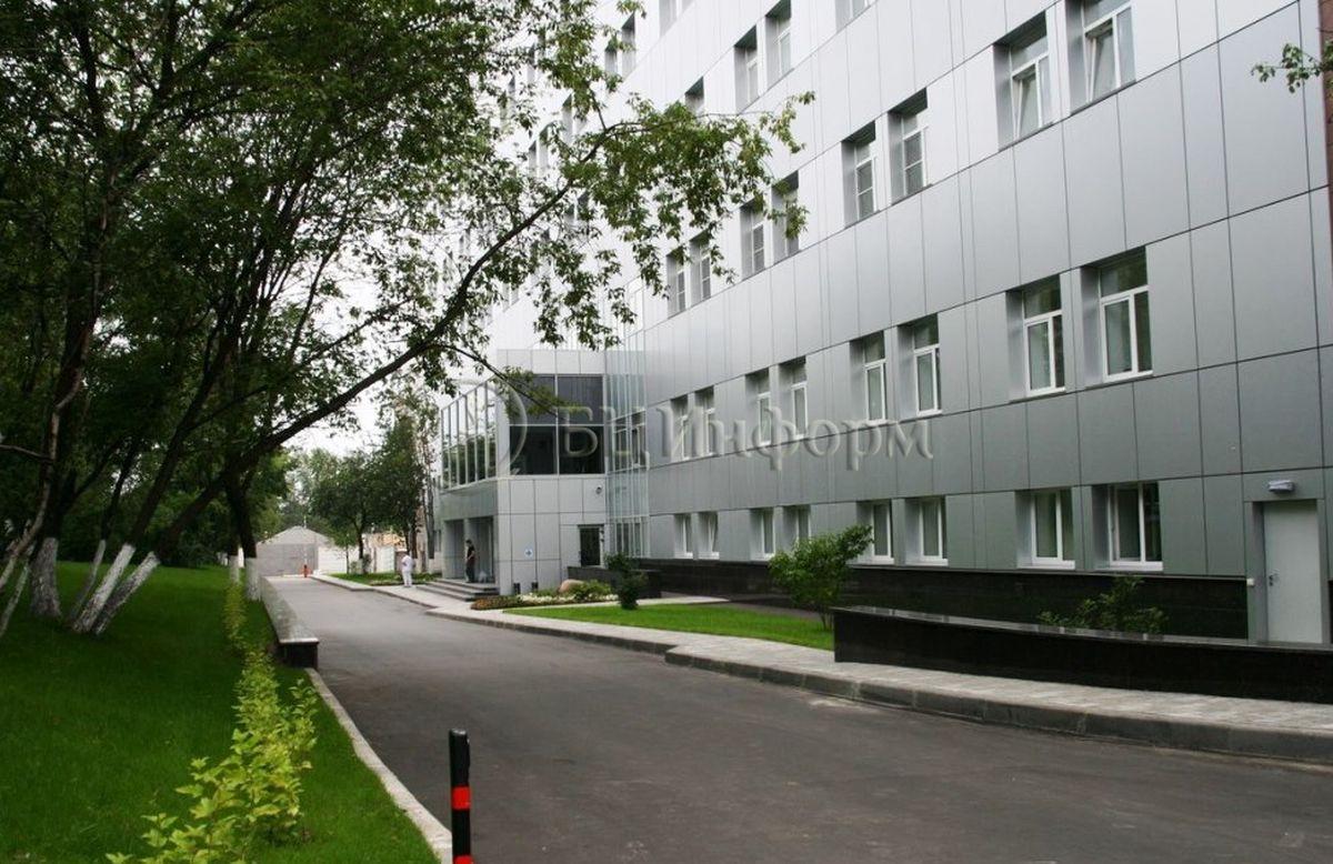 Бизнес-центр Молдавская 5 - Фасад