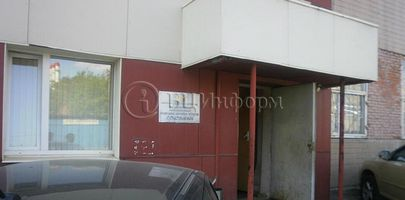 БЦ Докукина 16 с4 - Фасад