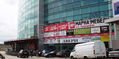 БЦ Боровский - Фасад