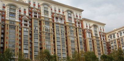 БЦ Маршала Тимошенко 17 к1 - Фасад