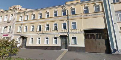 БЦ Валовая 30 - Фасад