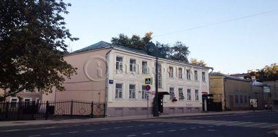 БЦ Большая Ордынка 59 - Фасад