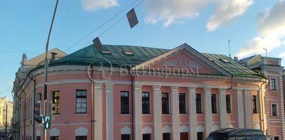БЦ Большая Полянка 2/10с1 - Фасад