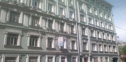 БЦ Большая Полянка 7/10с3 - Фасад