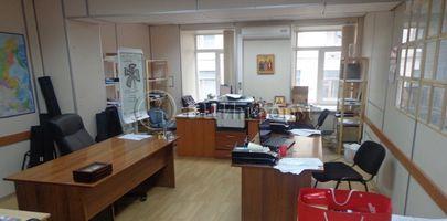 Большая Полянка 7/10с3 - Маленький офис