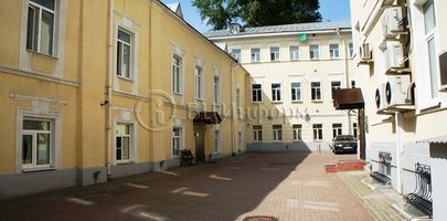 БЦ Подворье на Бауманской - Фасад