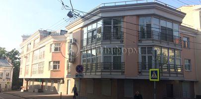 БЦ Большой Дровяной 18 - Фасад