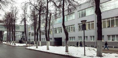 БЦ Дорогобужская 14 с6 - Фасад