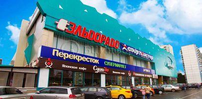 Универмаг Ясенево - Фасад