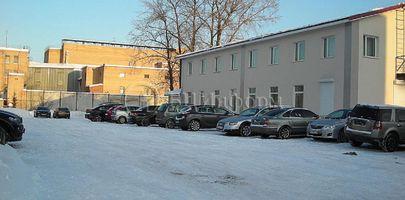 БЦ Выборгская 18с2 - Фасад