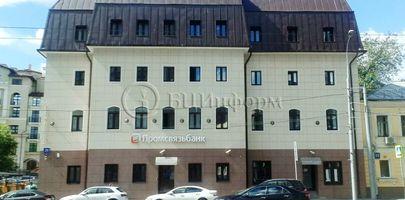 Долгоруковская 21 c1 - Фасад
