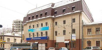 БЦ Долгоруковская 21 c1 - Фасад