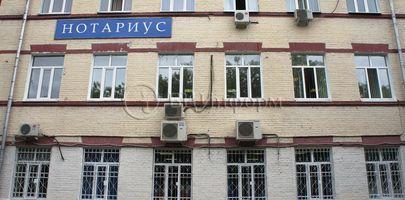 Черкизовская 20 - Фасад
