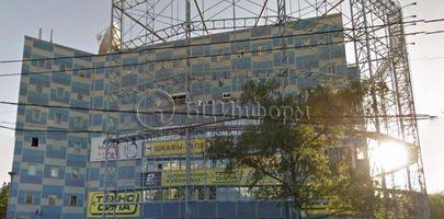 БЦ Гвоздь 2  - Фасад