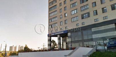 БЦ Вернадского 97 к3 - Фасад
