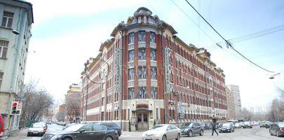 Гиляровского 65 - Фасад