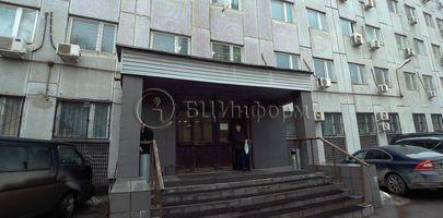 БЦ Волгоградский 28 - Фасад