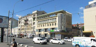 БЦ Красная Пресня 26 - Фасад