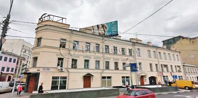 БЦ Валовая 32/75с1 - Фасад
