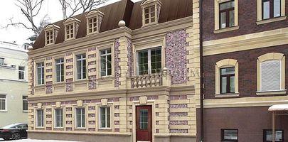 БЦ Бобров 4с3 - Фасад