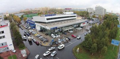 БЦ Алтуфьевское шоссе 31 с1 - Фасад