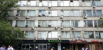 БЦ Орджоникидзе 12с4 - Фасад
