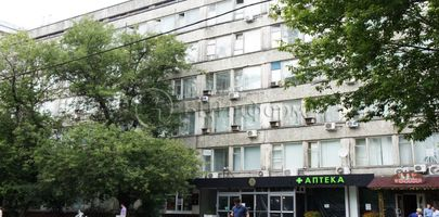 Орджоникидзе 12с4 - Фасад