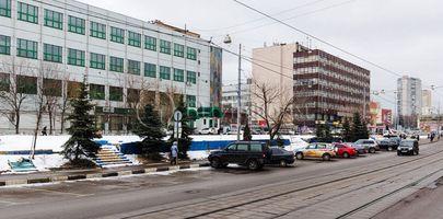 БЦ Измайловский вал 20 - Фасад
