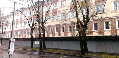 Новая Переведеновская 8с1 - Фасад