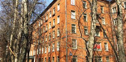 Большая Черёмушкинская 36 к2 - Фасад