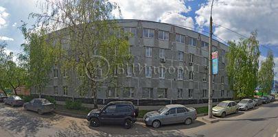 Подольских курсантов 32 - Фасад