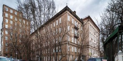 2-й Кожуховский 23 - Фасад