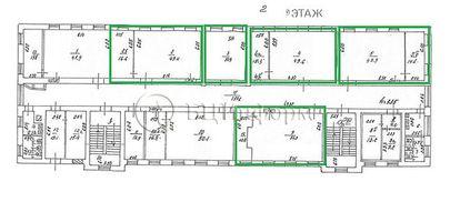 2-й Кожуховский 23 - Для площади538121